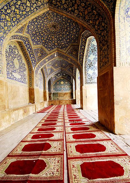 Masjid e-Vakil (Vakil Mosque)
