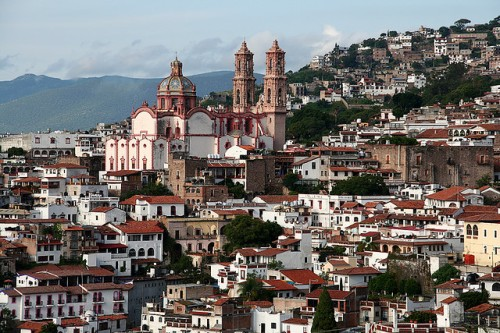 Taxco, Mexico by David Bank