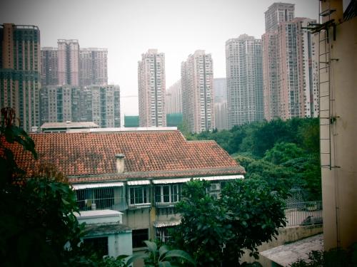 Macau Highrises